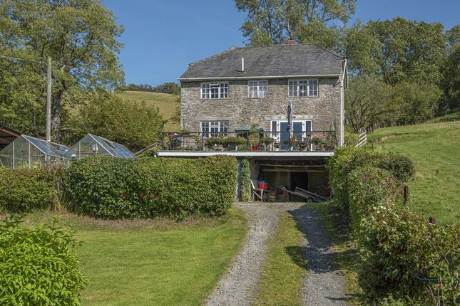 Thumbnail Cottage for sale in Felindre, Knighton, Powys