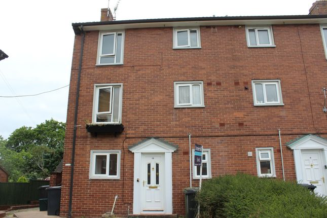 Thumbnail Flat to rent in Alford Crescent, Exeter