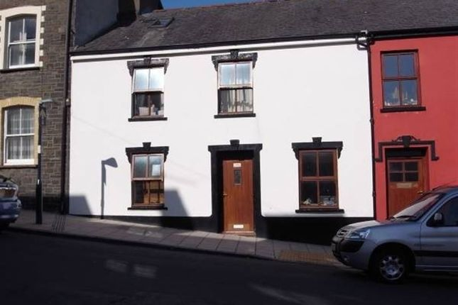 Thumbnail Property to rent in 4 Bed House, High Street, Aberystwyth
