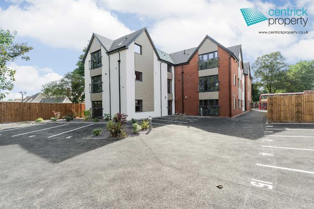 Thumbnail Flat to rent in St James Court, Stratford Road, Shirley, Solihull