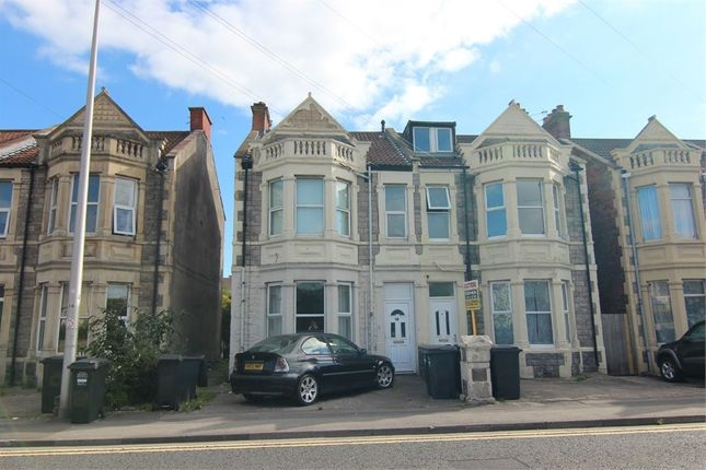 Thumbnail Maisonette for sale in Locking Road, Weston-Super-Mare