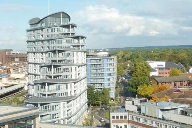 Thumbnail Flat to rent in Station Approach, Woking
