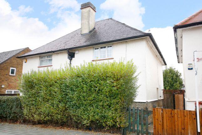 Thumbnail Semi-detached house for sale in Tivoli Road, London