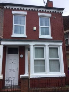 Thumbnail Shared accommodation to rent in Boswell Street, Liverpool