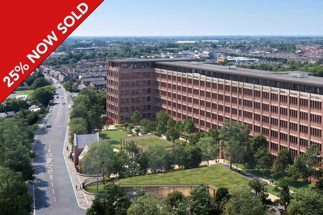 Thumbnail Flat for sale in The Cocoa Works, Haxby Road, York
