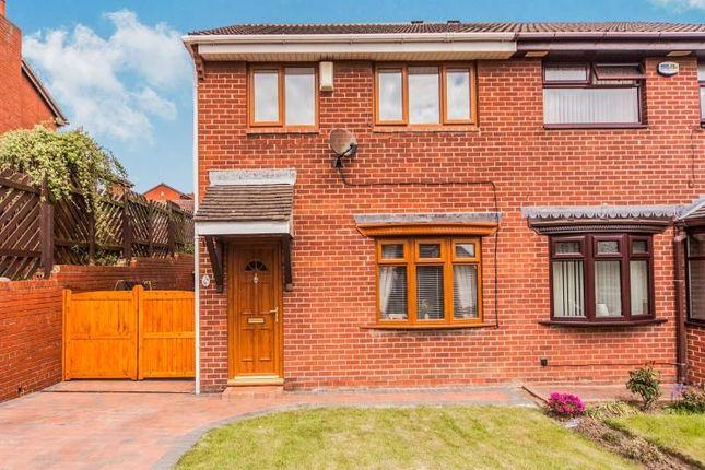 Thumbnail Semi-detached house for sale in Bowes Avenue, Dalton-Le-Dale, Seaham