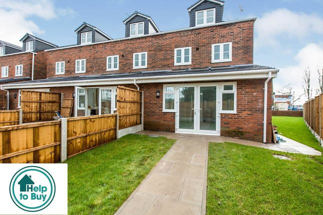 4 bed semi-detached house for sale in Plot 9, Bickershaw Lane, Wigan, Greater Manchester WN2