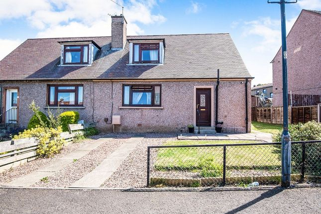Thumbnail Semi-detached house for sale in Woodburn Loan, Dalkeith