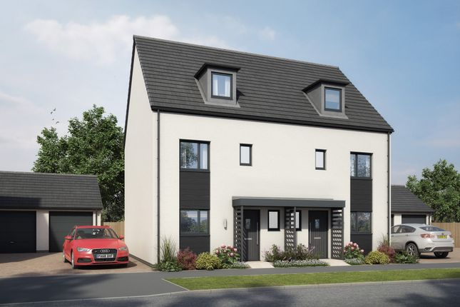 4 bed semi-detached house for sale in 58 The Rowling, Severnbank, Newnham On Severn GL14
