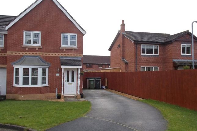 Thumbnail Terraced house to rent in Drumburgh Avenue, Carlisle