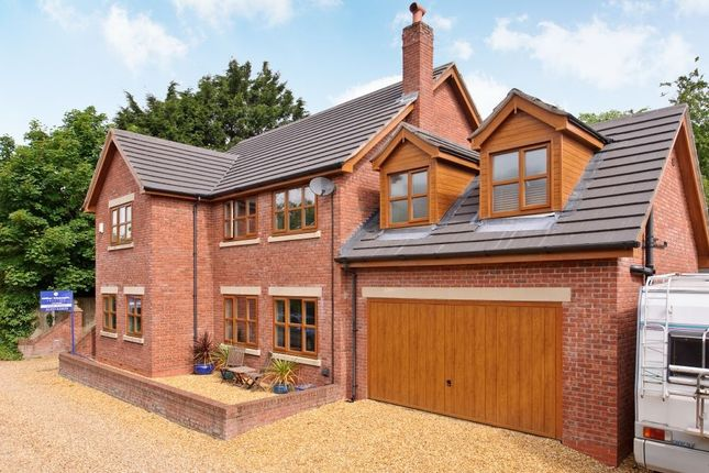Thumbnail Detached house for sale in Gough Lane, Bamber Bridge, Preston, Lancashire