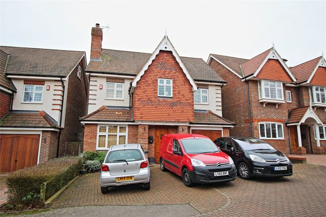 Thumbnail Detached house to rent in Claudius Close, Stanmore