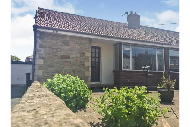 Thumbnail Bungalow for sale in Fountain Drive, Liversedge