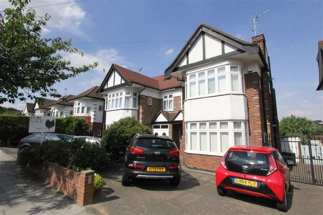 Thumbnail Semi-detached house for sale in Bincote Road, Enfield