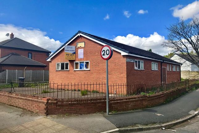 Thumbnail Leisure/hospitality to let in 138 Loushers Lane, Latchford, Warrington, Cheshire