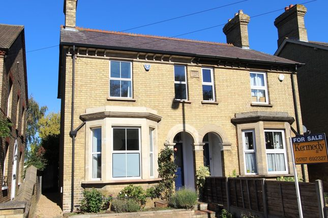 Thumbnail Semi-detached house for sale in Bedford Road, Sandy
