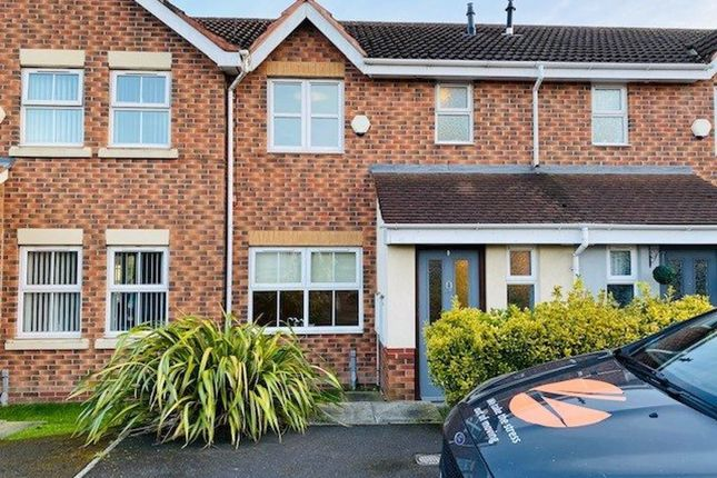 Thumbnail Terraced house to rent in Brierley Terrace, Widnes