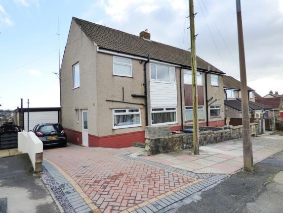 Thumbnail Semi-detached house for sale in Ladycroft Avenue, Buxton, Derbyshire