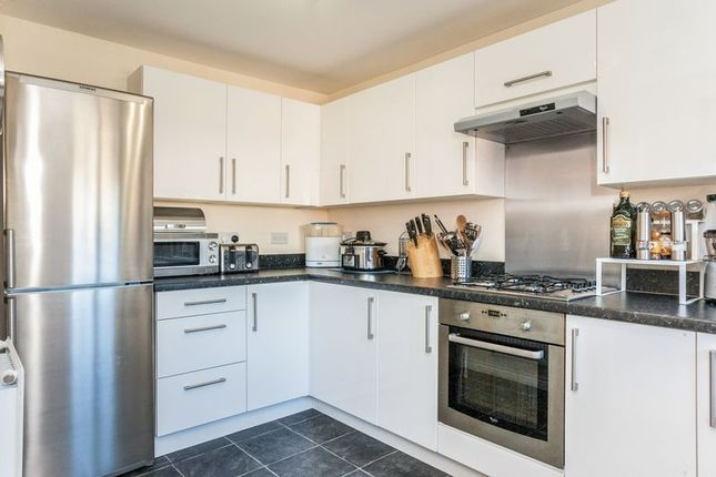 Thumbnail Town house for sale in King Oswald Drive, Blaydon-On-Tyne, Tyne And Wear