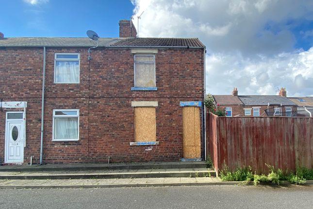 Thumbnail End terrace house for sale in 1 Edward Street, Eldon Lane