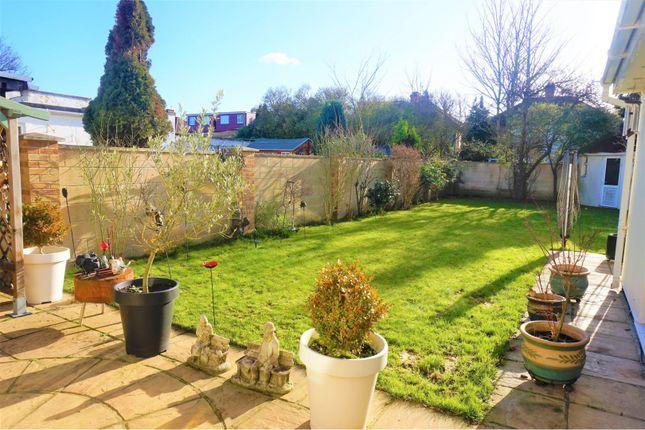 Garden of Great West Road, Hounslow TW5