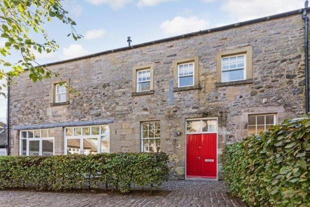 Thumbnail Barn conversion to rent in Old Sauchie, Sauchieburn, Stirling