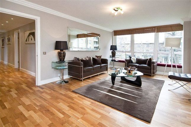 Thumbnail Flat to rent in Boydell Court, Swiss Cottage, London