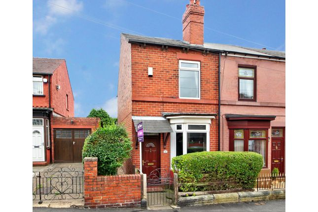 Front of Carrville Road, Birley Carr, Sheffield S6