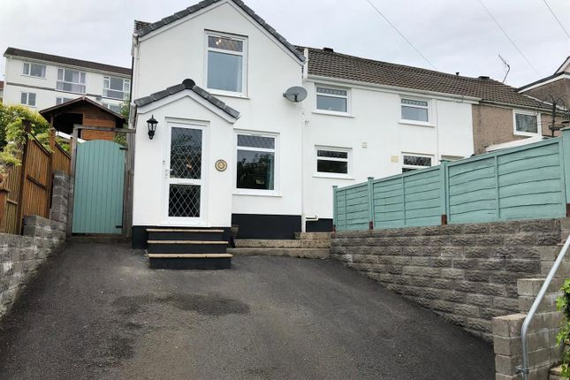 Thumbnail Cottage for sale in Clydach Road, Ynystawe, Swansea