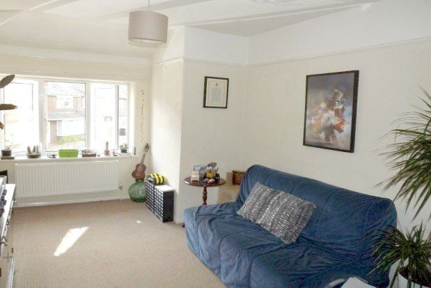 Thumbnail Flat to rent in 20A Royle Street, Northwich