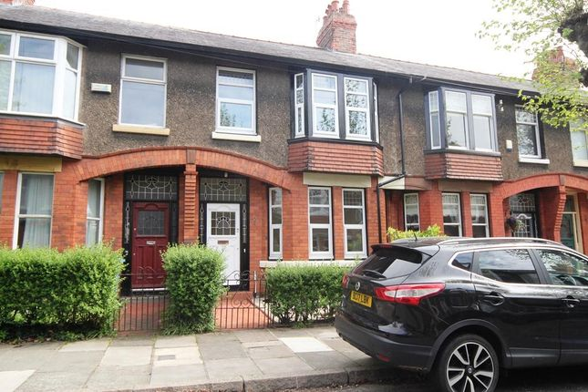 3 bed terraced house to rent in Braunton Road, Aigburth, Liverpool L17