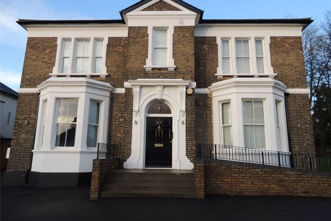 Thumbnail Flat to rent in Coombe Road, White House, Croydon