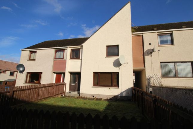 Thumbnail Terraced house to rent in Deas Avenue, Dingwall