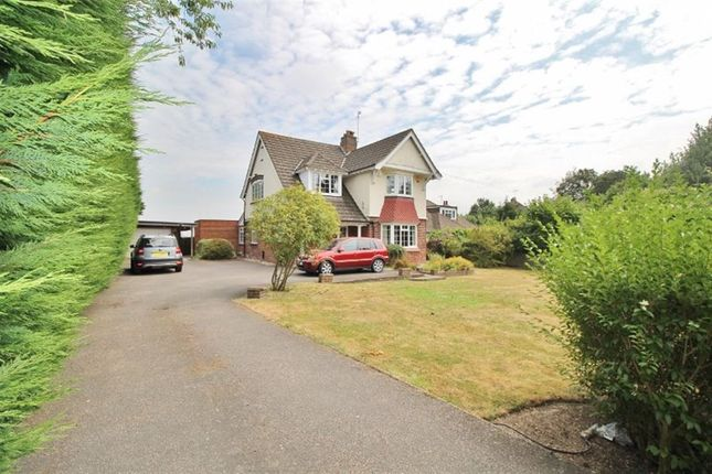 Thumbnail Detached house to rent in Chevening Road, Chipstead, Sevenoaks