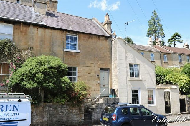 2 bed terraced house for sale in Entry Hill, Bath