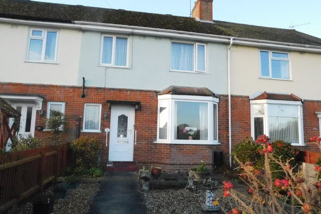 3 bed terraced house for sale in Bury Road, Stowmarket