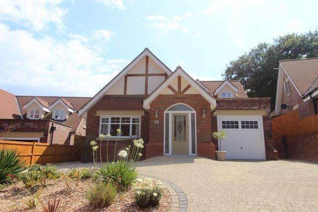 Thumbnail Detached house for sale in Oakwood, Colwyn Bay