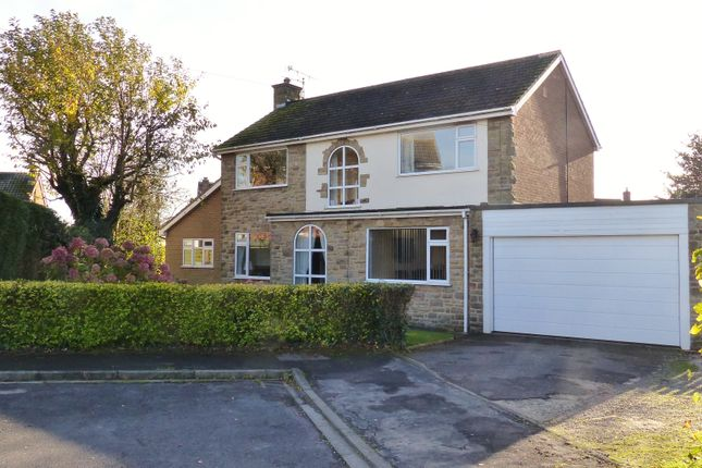 4 bed detached house for sale in St Johns Avenue Kirby Hill, Boroughbridge, York
