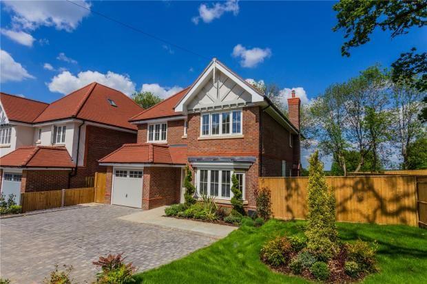 Thumbnail Detached house for sale in Braeside, Fern Acre Gardens, Jackets Lane, Northwood