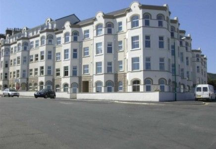 Thumbnail Flat to rent in Rental Apartment 42 Queens Pier, Ramsey, Isle Of Man