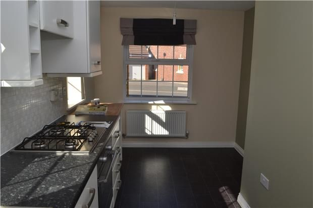 Thumbnail End terrace house to rent in Kingsway, Quedgeley, Gloucester