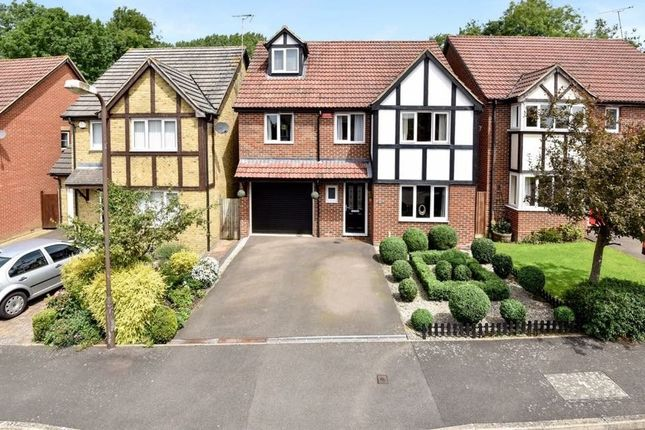 Thumbnail Detached house for sale in Chippendayle Drive, Harrietsham, Maidstone