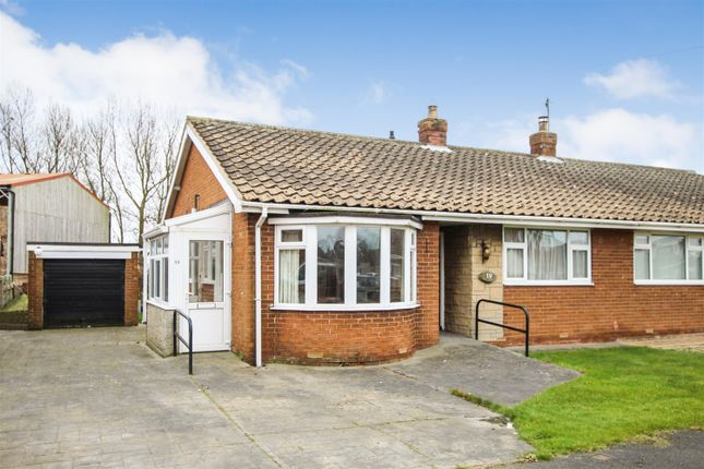 2 bed semi-detached house for sale in Hollycroft, Barmston, Driffield YO25