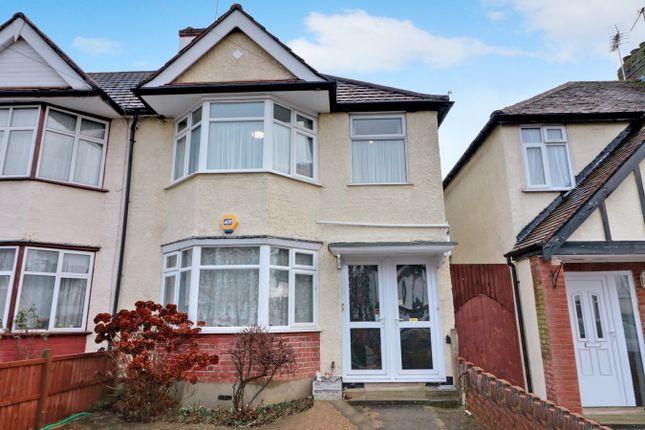 2 bed semi-detached house to rent in D'arcy Gardens, Queensbury, Harrow HA3