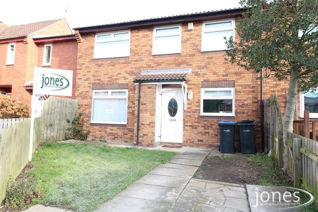 Thumbnail Terraced house to rent in Ash Hill, Middlesbrough