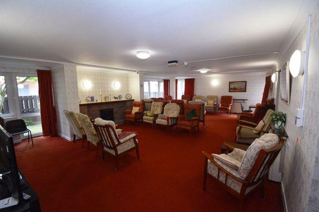 Residents Lounge of Homebrook House, Bedford MK42