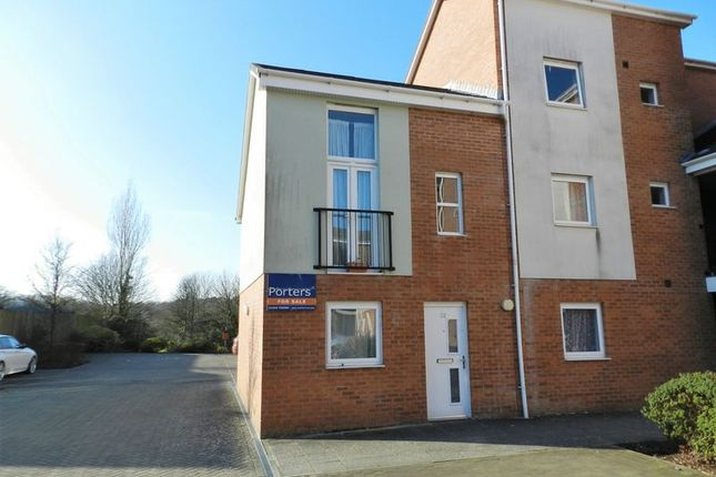 Thumbnail Semi-detached house for sale in Mill Meadow, North Cornelly, Bridgend