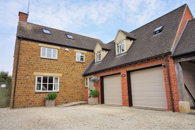 Thumbnail Detached house for sale in The Old Wood Yard, Hook Norton