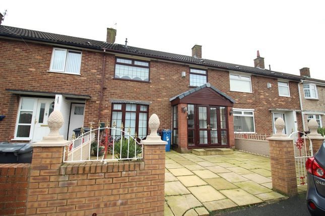 Thumbnail Property to rent in Glegside Road, Kirkby, Liverpool