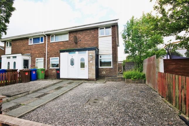 Thumbnail Flat to rent in Ashbourne Avenue, Aspull, Wigan